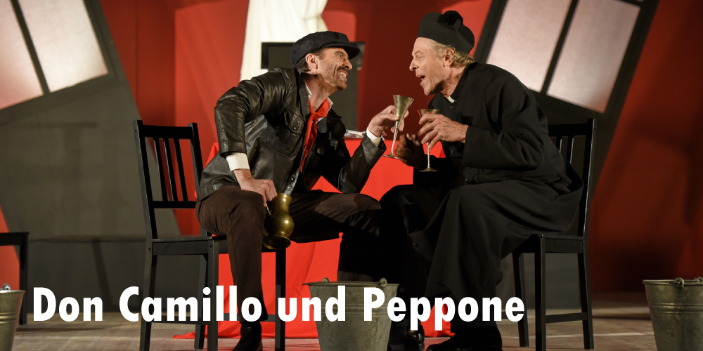 Don Camillo und Peppone